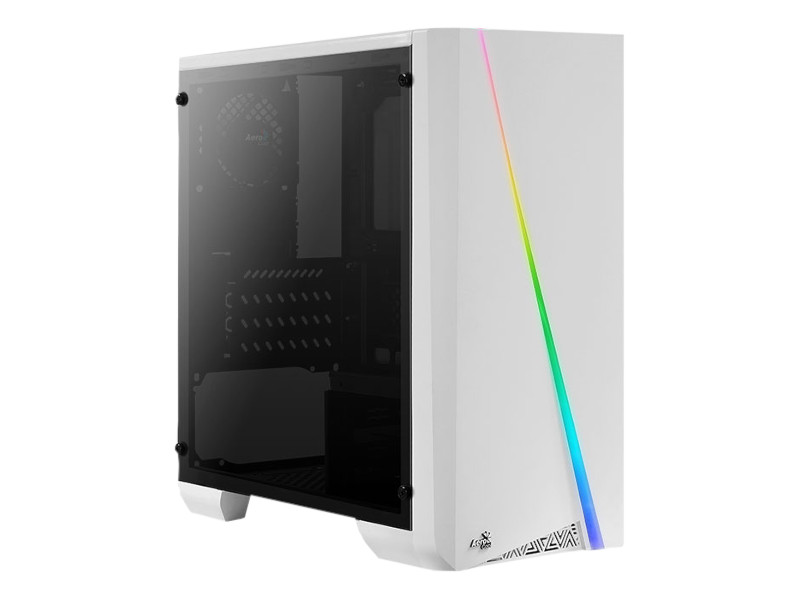 Корпус AeroCool Middle Tower Cylon Mini без БП White