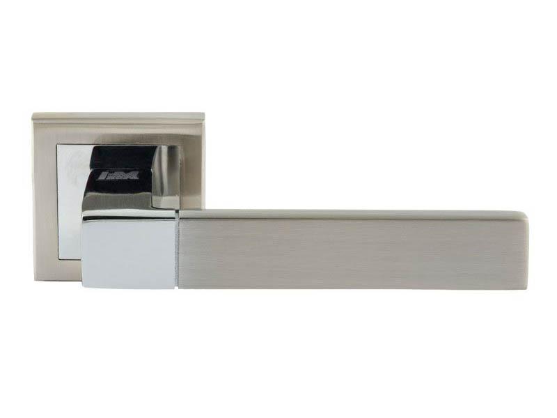 Ручка дверная Нора-М 109К AL Matt Chrome 16133