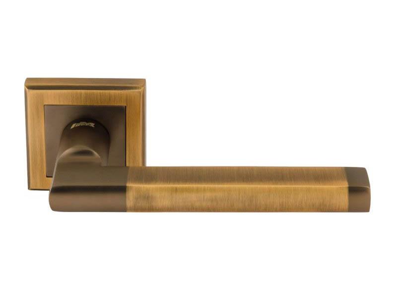 Ручка дверная Нора-М 108К AL Matt Coffee 15970