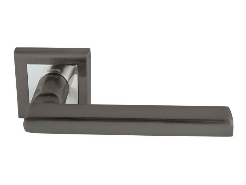 Ручка дверная Нора-М 108К AL Graphite 16573
