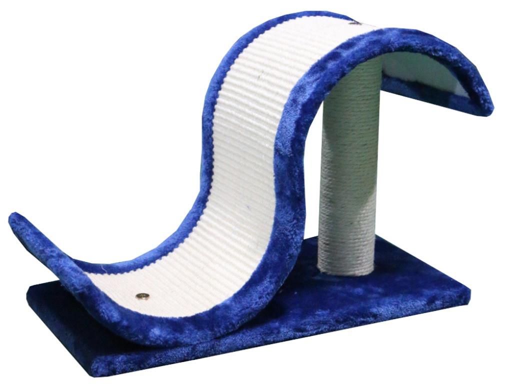 Когтеточка Pet Choice 48x25x33cm SBE7011-Dark_Blue