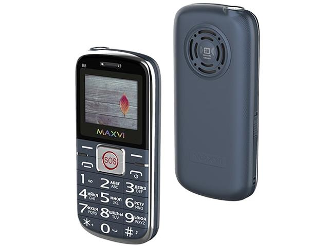 Сотовый телефон Maxvi B8 Marengo
