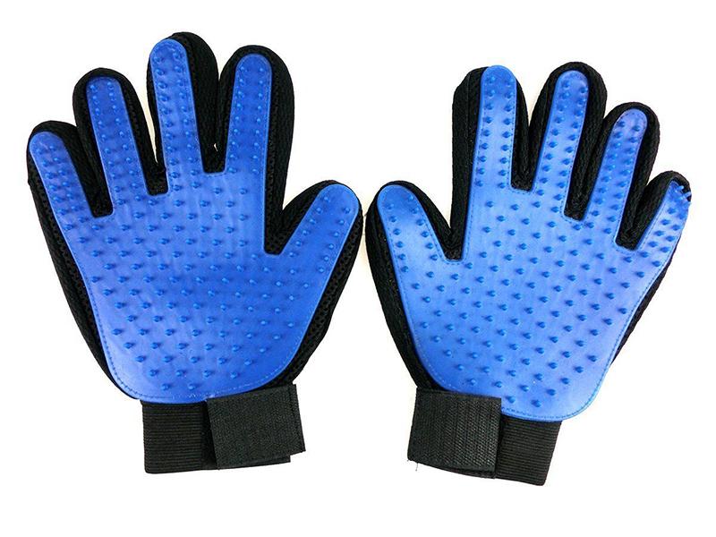 Расческа для животных ZDK Petsy Grooming Blue