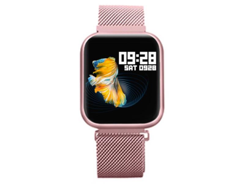 Умные часы ZDK Style 80 Rose