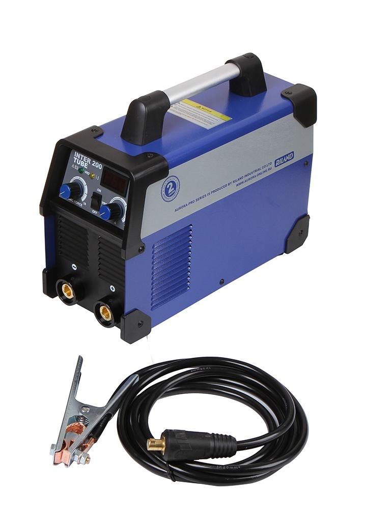 Сварочный аппарат Aurora Pro Inter 200 Tube Mosfet