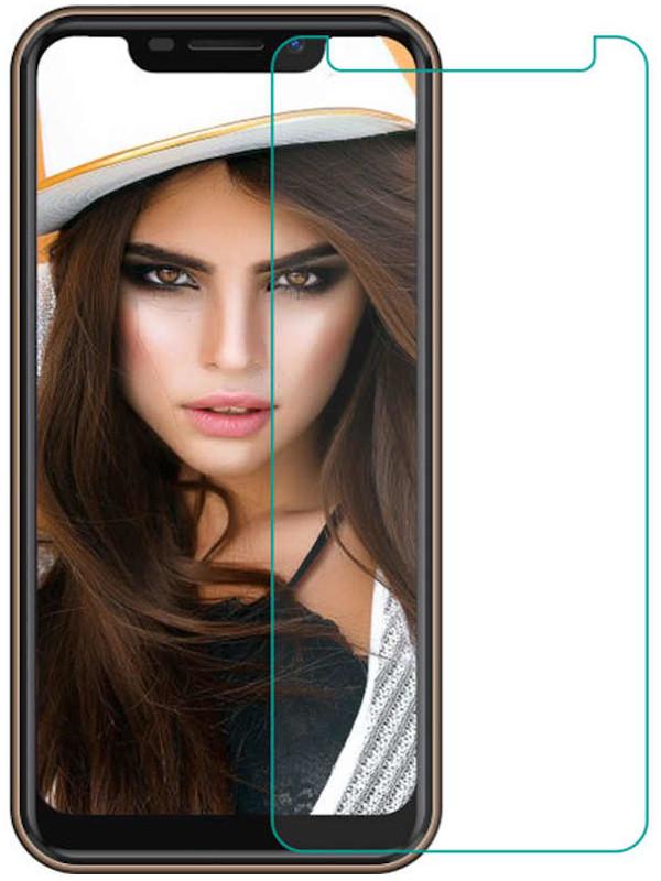 Защитная пленка LuxCase для Inoi 7i На весь экран Transparent 89343 кола oppo r9s стальной мембраны сотовый телефон защитная пленка покрывает весь экран 5 5 дюймов черный экран