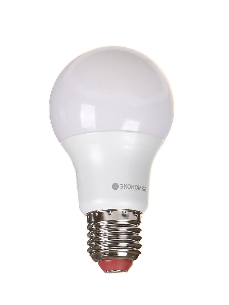 Лампочка Экономка Шарик Е27 А60 13W 230V 4500K 1150Lm Eco LED13wA60E2745