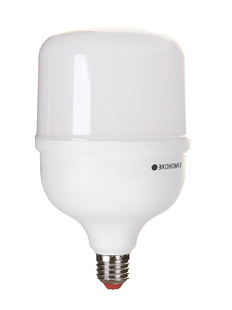 Лампочка Экономка LED Е27 50W 6500K 4700lm Eco 50wHWLEDE2765