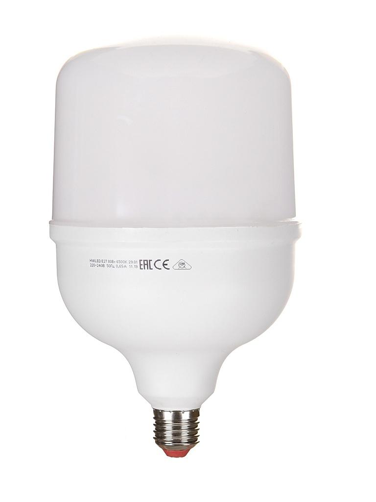 Лампочка Экономка LED Е27 80W 6500K 6900lm Eco 80wHWLEDE2765