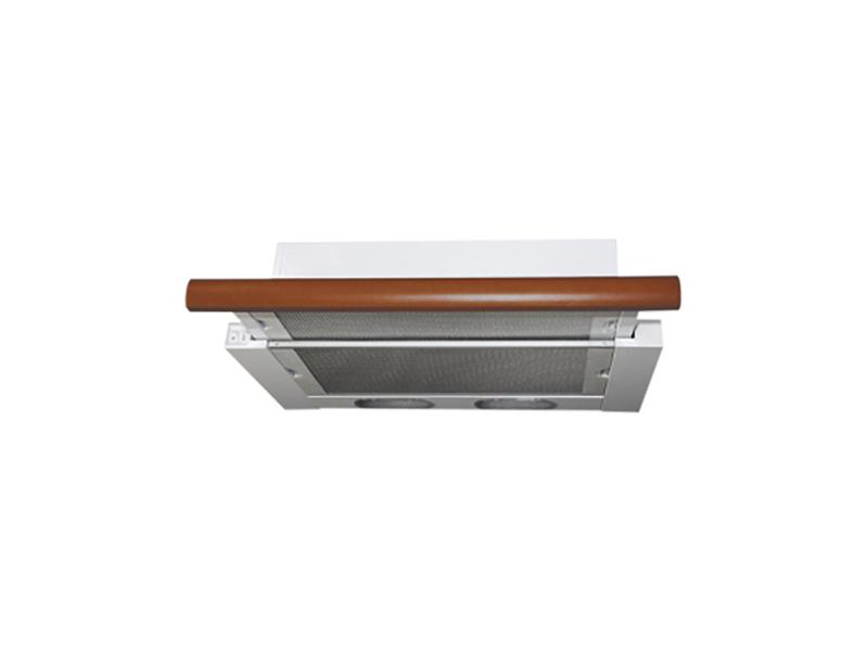 Кухонная вытяжка ELIKOR Интегра 50 50П-400-В2Л белый / бук орех