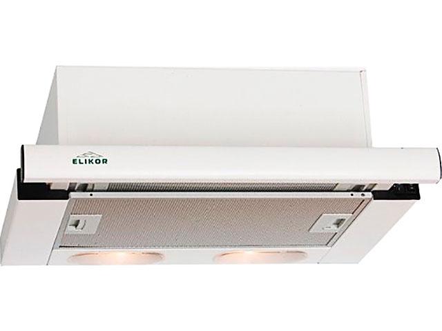 Кухонная вытяжка Elikor Интегра 50П-400-В2Л Milk-Milk