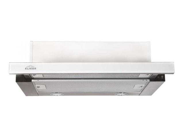 Кухонная вытяжка ELIKOR Интегра S2 60 60П-700-В2Д белый/белый