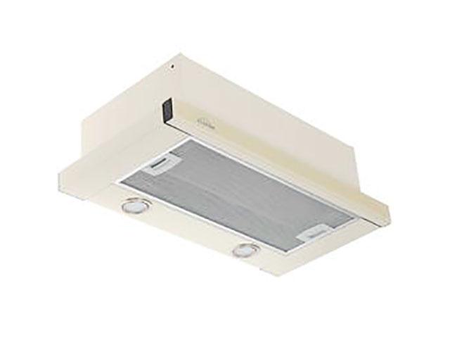 Кухонная вытяжка Elikor Интегра Glass 60П-400-В2Д Beige-Beige