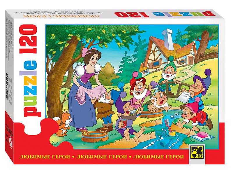 Пазл Step Puzzle Любимые герои 75030