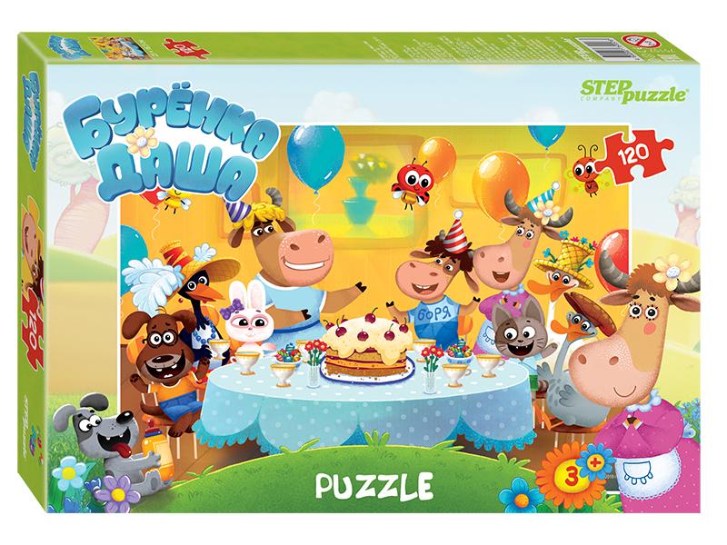 Пазл Step Puzzle Riki 75157