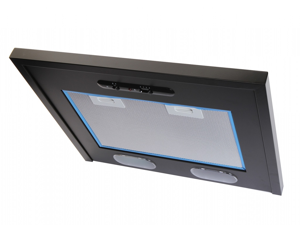 Кухонная вытяжка Elikor Вента 60П-430-П3Л Black
