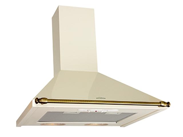 Кухонная вытяжка ELIKOR Вента 60 60П-430-П3Л молоко / рейлинг бронза фото