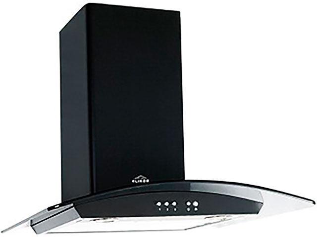 Кухонная вытяжка Elikor Аметист 50П-430-К3Д Black-Tinted Glass