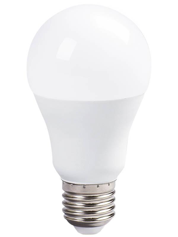 Лампочка Eurolux Груша LL-E-A60-11W-230-4K-E27 76/2/16