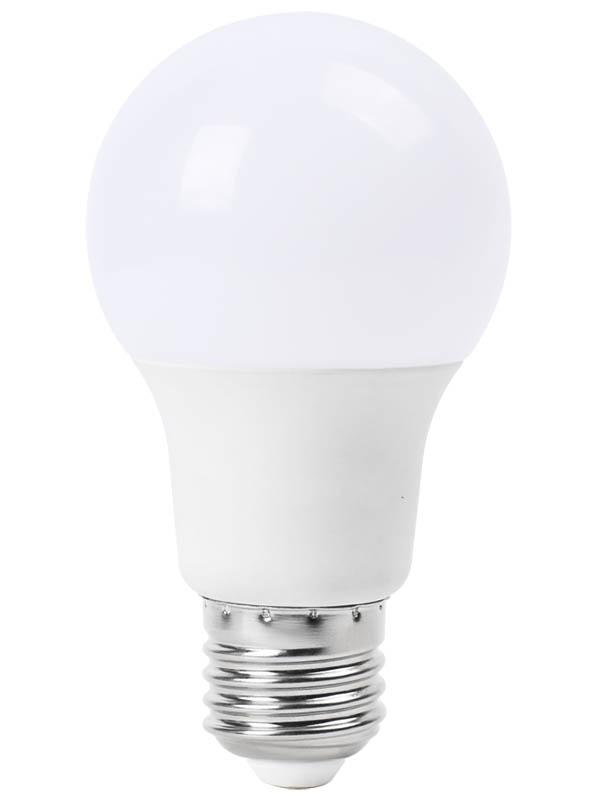 Лампочка Eurolux Груша LL-E-A60-9W-230-4K-E27 76/2/14