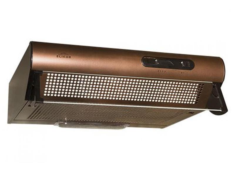 Кухонная вытяжка Elikor Davoline 60П-290-П3Л Copper