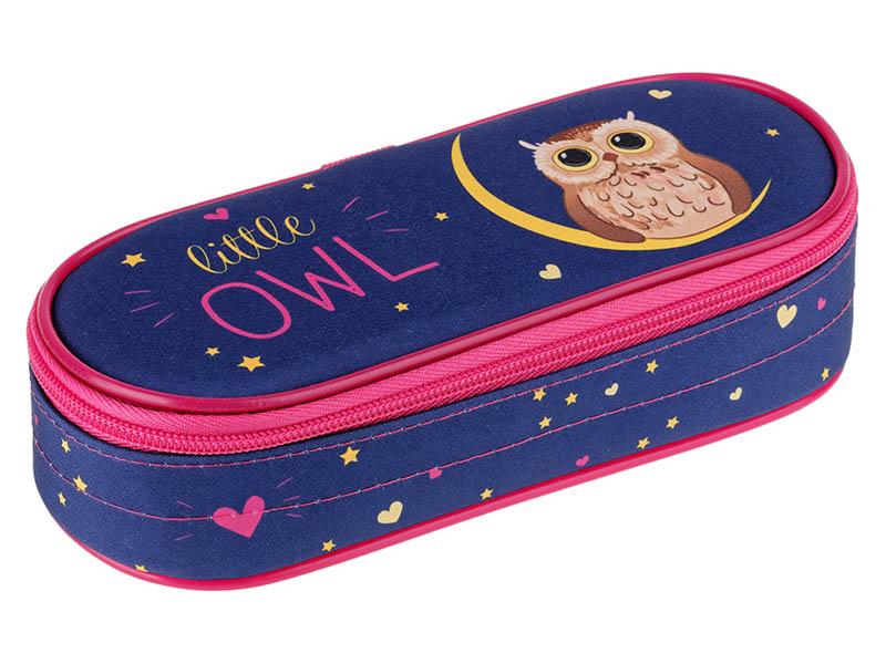 Пенал Berlingo 210x85x50mm Little Owl PM04625