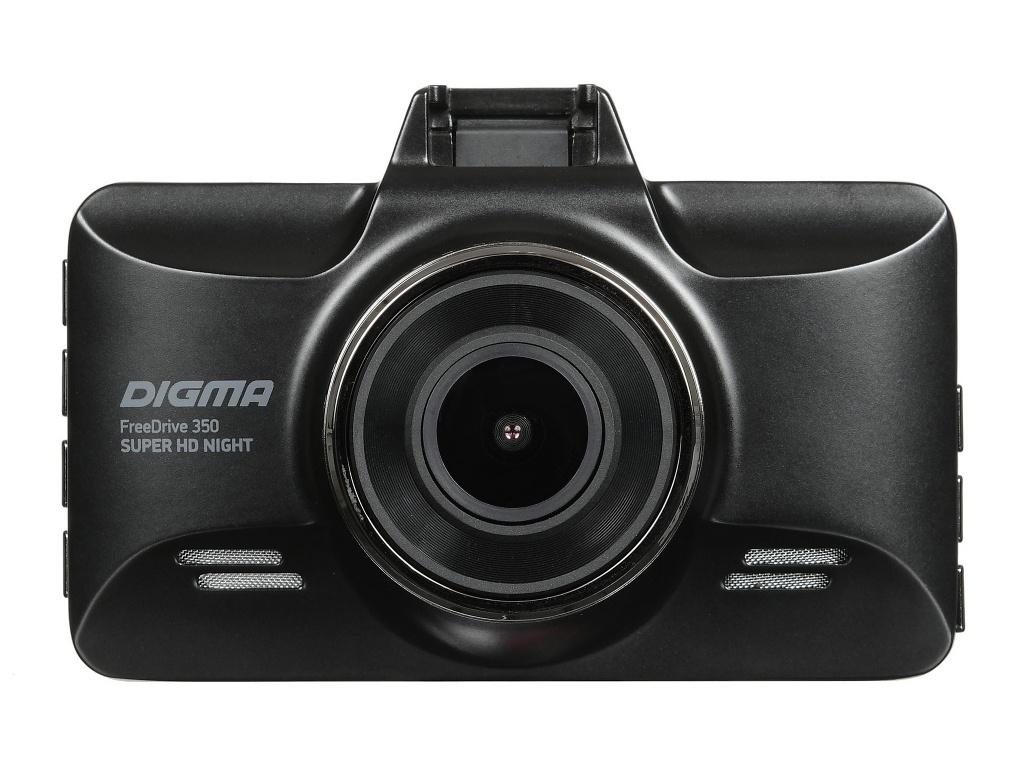 Видеорегистратор Digma FreeDrive 350 Super HD Night