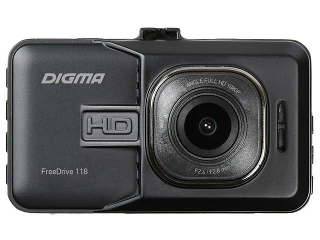 Видеорегистратор Digma FreeDrive 118