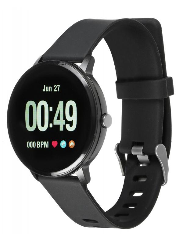 Умные часы Digma Smartline T4r Black-Black 1150287