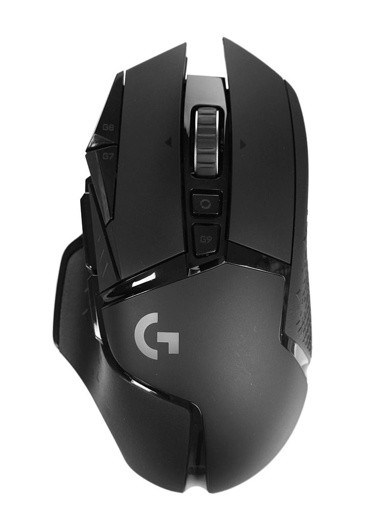 Мышь Logitech G502 Hero 910-005567