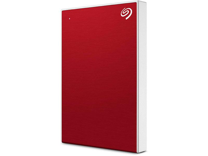 Жесткий диск Seagate Backup Plus Portable 4Tb Red STHP4000403 Выгодный набор + серт. 200Р!!!