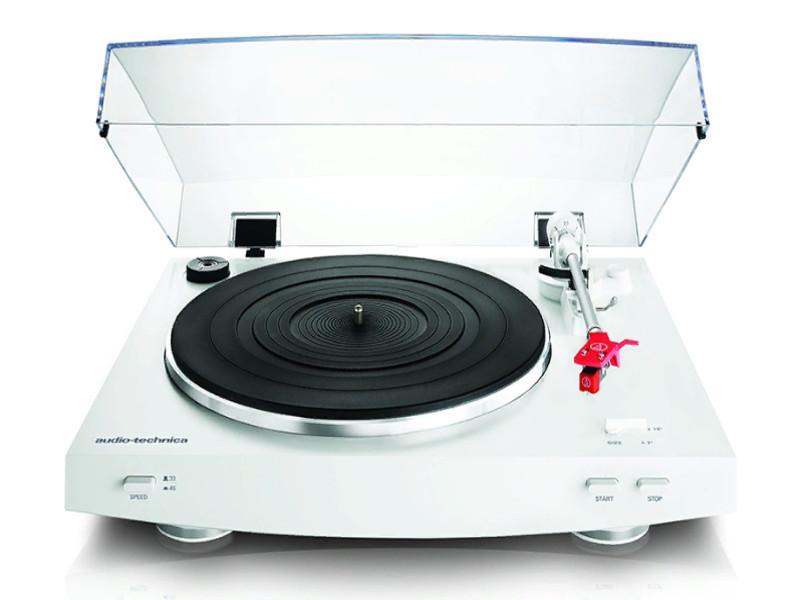Проигрыватель Audio-Technica AT-LP3 White