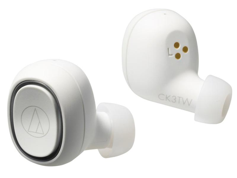 Наушники Audio-Technica ATH-CK3TW White