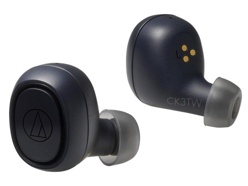 Наушники Audio-Technica ATH-CK3TW Black — ATH-CK3TW
