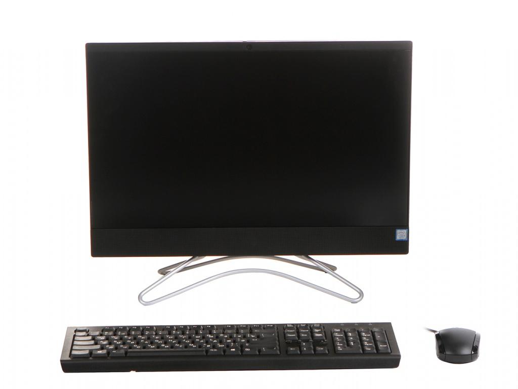 Моноблок HP 22-c0141ur Black 8TZ57EA (Intel Core i5-9400T 1.8 GHz/8192Mb/1000Gb + 128Gb SSD/Intel HD Graphics/Wi-Fi/Bluetooth/Cam/21.5/1920x1080/Windows 10 Home 64-bit) фото
