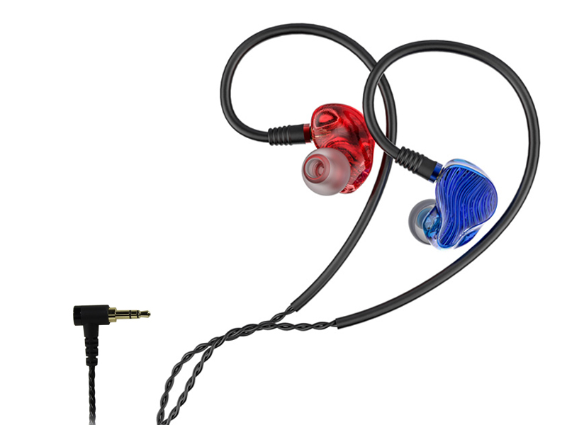 Наушники Fiio FA1 Blue-Red