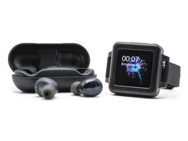 Плеер Fiio M5 + наушники Jade Audio EW1 ремешок SK10