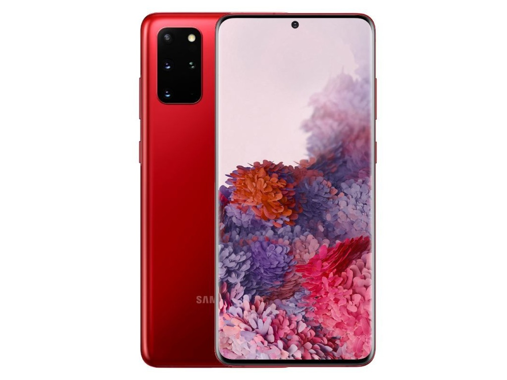 Сотовый телефон Samsung SM-G985F S20 Plus 8Gb/128Gb Red