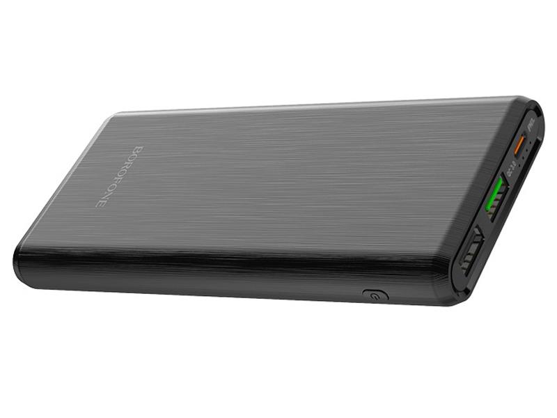 Внешний аккумулятор Borofone BT30 Dynamic PD+QC3.0 10000mAh Black
