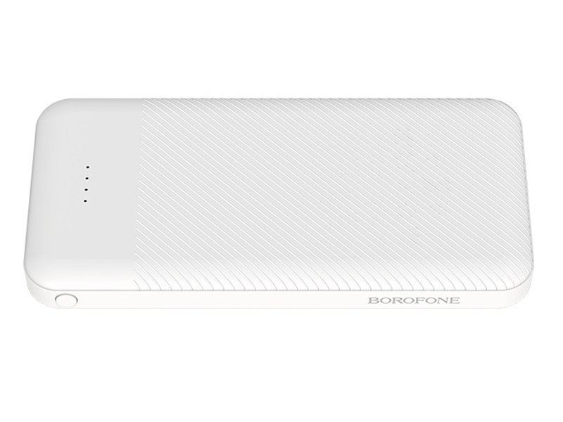 Внешний аккумулятор Borofone BT27 Sea 10000mAh White