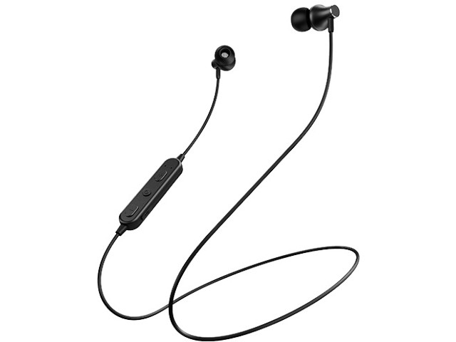 Наушники Borofone BE32 Easygoing Sports Wireless Earphones Black