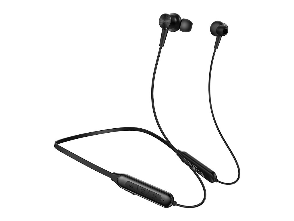 Наушники Borofone BE29 Joyous Sports Wireless Earphones Black