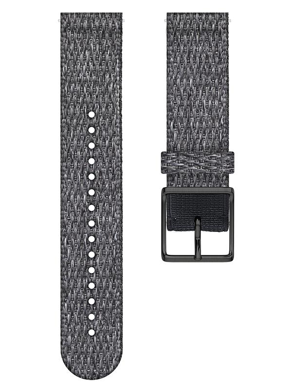 Аксессуар Ремешок для Polar Ignite Fabric S/M Black 91080476