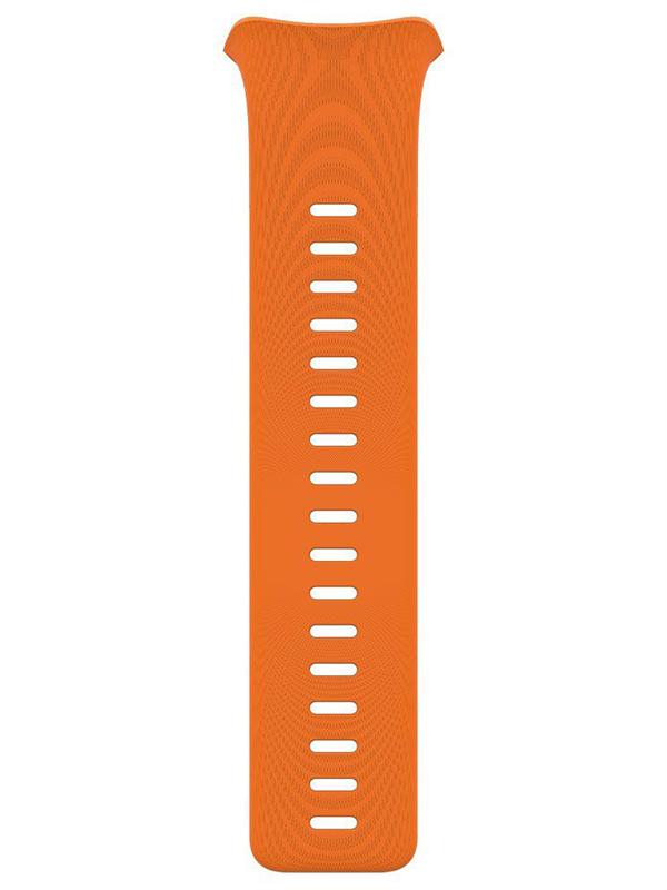 Аксессуар Ремешок для Polar Vantage V Single Band Silicone S/M Orange 91071651 аксессуар