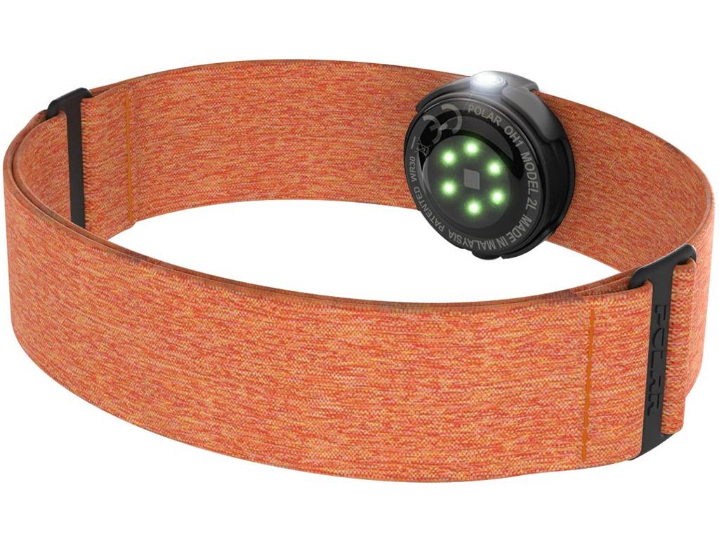 Датчик частоты сердечных сокращений Polar OH1 N Orange 92074853