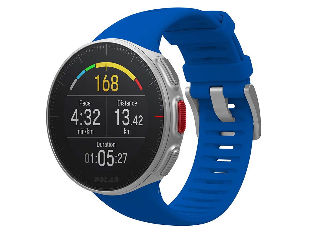 Часы Polar Vantage V Blue 90080283
