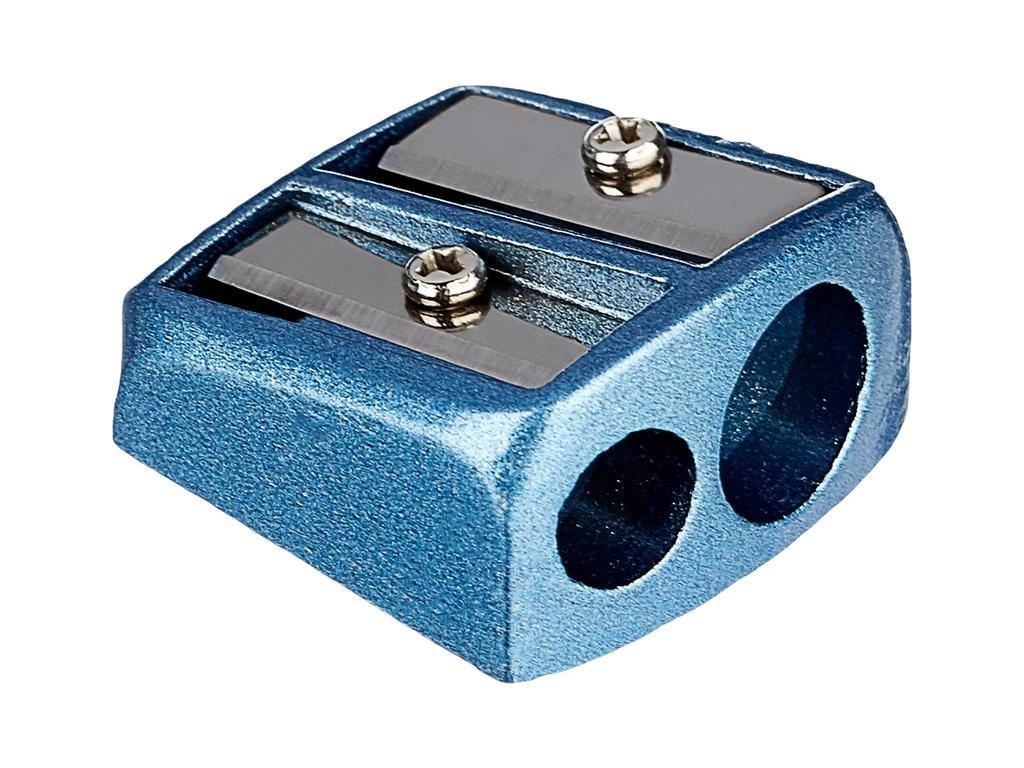 Точилка Attache Selection Blue 1019188 маркер attache selection neon dash 1 5mm yellow 426881