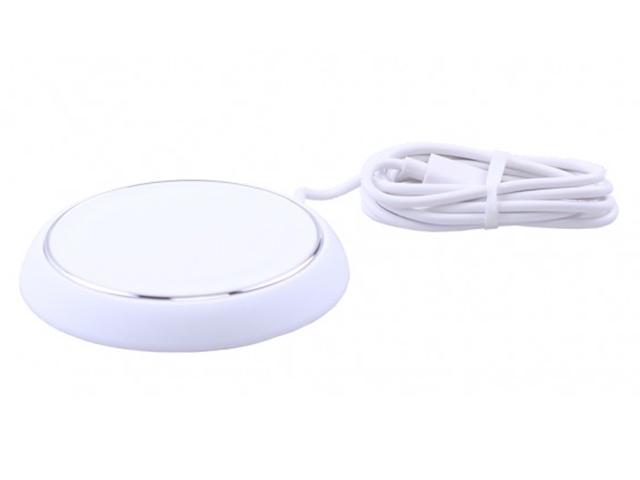 Зарядное устройство Flexis Qi 5V 1.2A White FX-QiC-WH