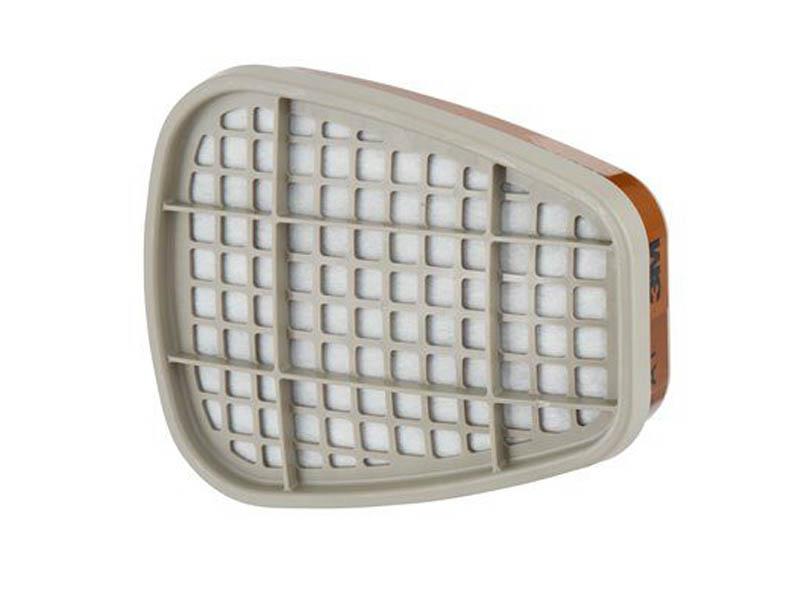 Фильтр для защиты от газов и паров 3M 6051 степень A1 2шт 7000034751