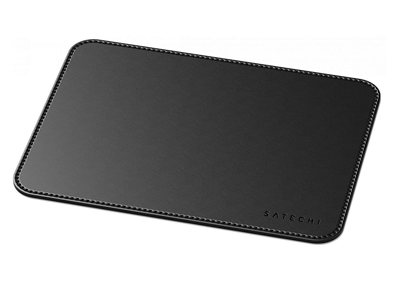 Коврик Satechi Eco Leather Mouse Pad Black ST-ELMPK